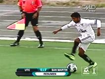 UTC vs. San Martín: Los goles del partido (VIDEO)