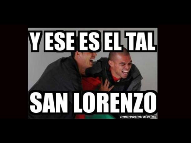 Real madrid vs san lorenzo los memes previos a la final fotos