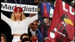 Real Madrid vs. San Lorenzo: La fiesta en las tribunas (FOTOS) - Noticias de real madrid