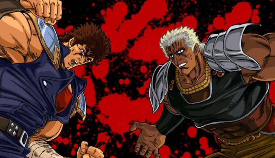 Fist of north star anime