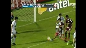 Universitario vs. Nacional: El gol de Carlos Grossmüller (VIDEO)