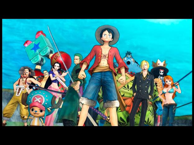 """One Piece: Pirate Warriors"": Mira la jugabilidad del título"