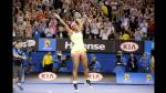 Australian Open: El festejo de Serena Williams en Melbourne (FOTOS) - Noticias de chris evert