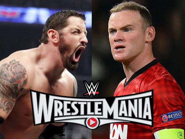 Wayne Rooney In Wwe Wayne Rooney delantero del Manchester United fue retado por Bad News