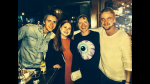 "Harry Potter: Los ""Weasleys"" y Tom Felton se reunieron - Noticias de michael gambon"