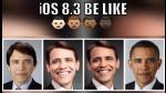 iOS 8.3: Divertidos memes sobre nuevos emojis de Apple (FOTOS) - Noticias de mike wood