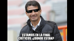 César Vallejo cae víctima de los Memes por pase a la final (FOTOS) - Noticias de william peralta vasquez