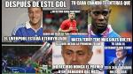 Chelsea vs Liverpool: Los memes del partido (FOTOS) - Noticias de willian levy
