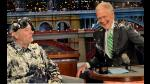 David Letterman: Ellos asistieron a su último programa de TV - Noticias de david letterman