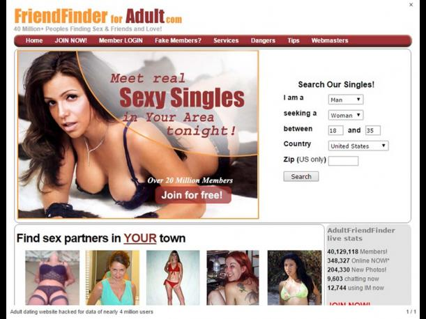 adultfriendfinder browse