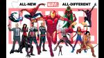 "Secret Wars: Marvel anuncia un universo ""totalmente renovado"" - Noticias de sam lang"
