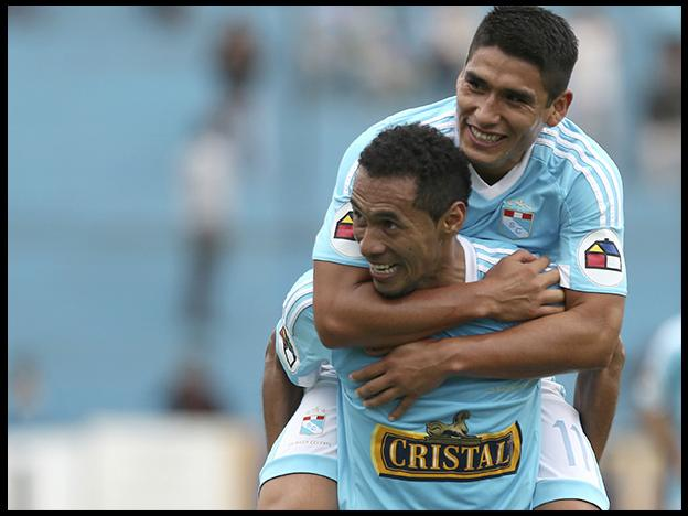 Sporting Cristal sufre pero vence a Sport Huancayo