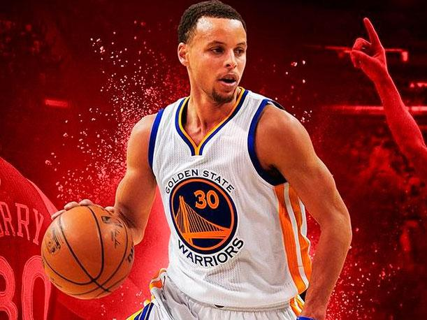 NBA 2K16: Stephen Curry se luce en gameplay del juego ... Stephen Curry