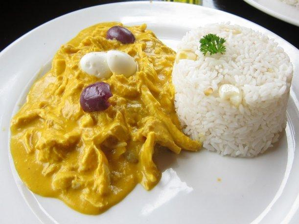 Image result for aji de galina