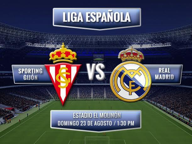 real madrid vs sporting gijon