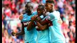 Liverpool goleado ante el West Ham en su casa (VIDEO) - Noticias de mark noble