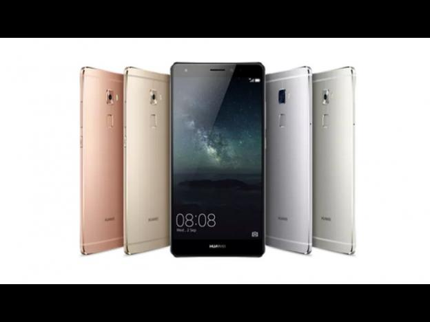 Huawei Mate S, el smartphone con Force Touch antes que Apple