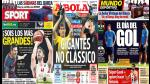 Real Madrid, Barcelona e Iker Casillas en portadas internacionales - Noticias de futbol internacional iker casillas