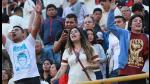 Universitario vs César Vallejo: La hinchada crema fiel a su equipo - Noticias de guillermo garay