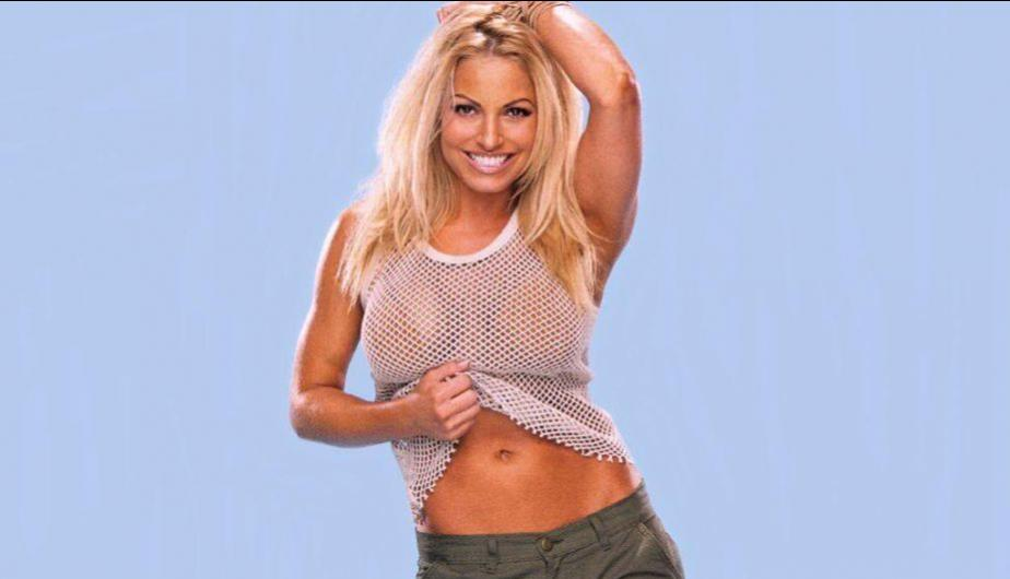 wwe naked trish status