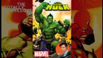 Marvel: ¡Mira al nuevo Hulk en acción! (FOTOS) - Noticias de all new all different