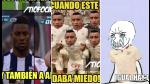 Universitario vs Alianza Lima: Los memes del Clásico (FOTOS) - Noticias de paulo albarracin