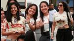 Universitario vs Alianza Lima: Bellas chicas con la crema (FOTOS) - Noticias de manuel garay