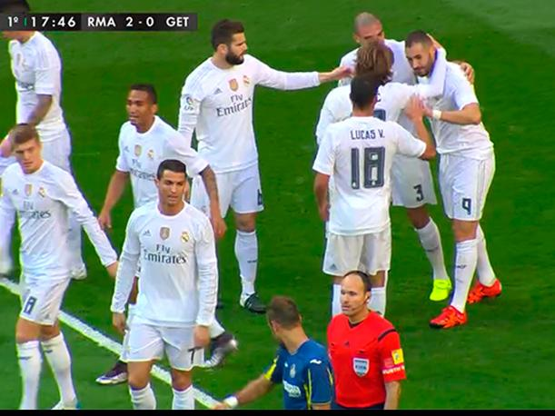 Getafe Real Madrid: Real Madrid 4-1 Getafe: Merengues Vencieron Con Goles De