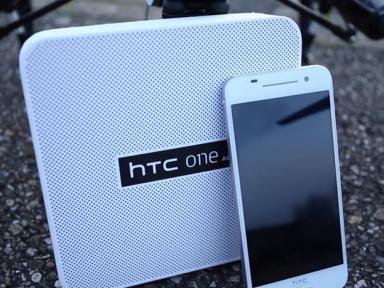 YouTube: HTC One A9 cayó desde el cielo y no creerás cómo quedó