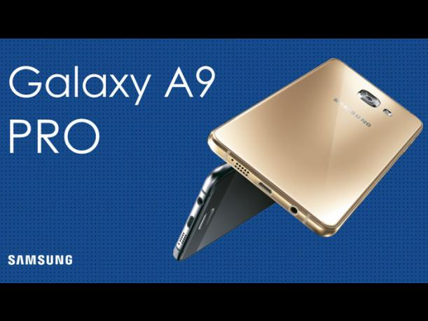 Por el momento, el Samsung Galaxy A9 Pro solo estará disponible en China. (Foto: Samsung)