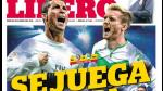 Real Madrid vs Wolfsburgo: partido de Champions League en portadas - Noticias de ivan helguera