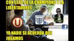 Alianza Lima vs Universitario: los crueles memes del clásico peruano - Noticias de william mimbela