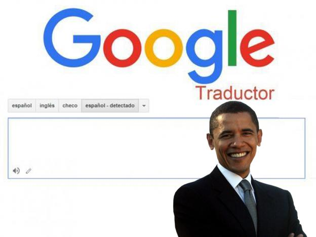 "Google Translate: esto pasa si escribes ""Barack Obama"" en el traductor"