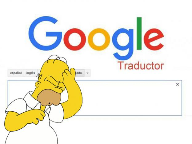 Google Translate: esto pasa si escribes Homero Simpson en el traductor