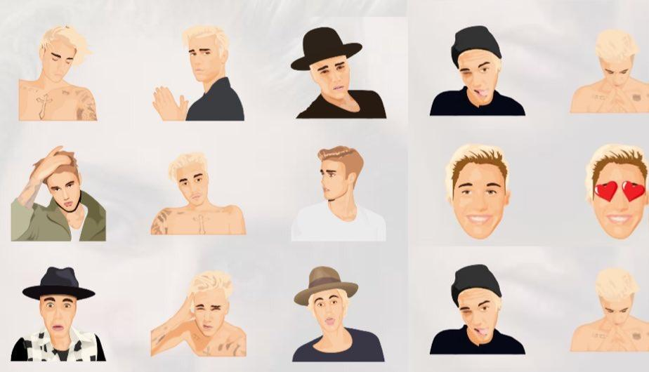 Justin Bieber Lanza Emojis Para Iphone Y Dispositivos