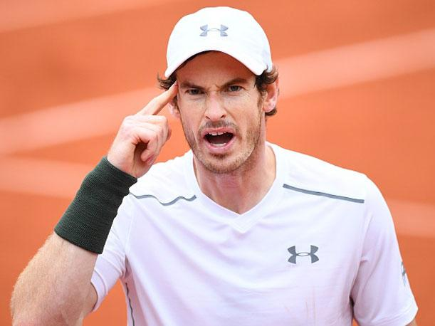 Andy Murray clasifica a su primera final de Roland Garros | Foto: Getty Images
