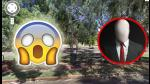 Google Maps: ¿ubican a Slenderman en un parque de Australia? - Noticias de dragon ball z
