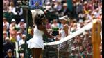 Wimbledon: Serena Williams venció a Vesnina y clasifica a la final - Noticias de serena williams