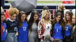 Francia vs Portugal: duelo de novias en la final de la Eurocopa - Noticias de mark clattenburg