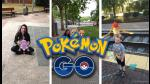 Pokémon GO: los selfies con Pokémon causan furor en las redes - Noticias de the fix