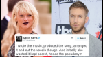 Calvin Harris le declara la guerra a Taylor Swift con mensajes en Twitter - Noticias de tom hiddleston