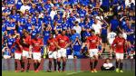 Manchester United levantó la Community Shield al derrotar al Leicester City - Noticias de luis hernandez