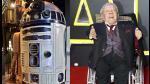 Star Wars: confirman muerte del actor que interpretó a R2 - D2 - Noticias de pubertad
