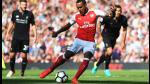 Liverpool derrotó al Arsenal en el arranque de la Premier League - Noticias de theo walcott