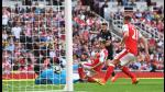 Liverpool derrotó al Arsenal en el arranque de la Premier League - Noticias de santi cazorla