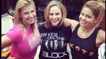 Fuller House: Candace Cameron demuestra su fanatismo por los New Kids on the Block - Noticias de candace cameron