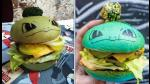 Restaurante se une a la fiebre Pokémon y crea estas hamburguesas - Noticias de big mac