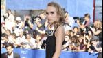 La hija adolescente de Johnny Depp embellece el Festival de Venecia - Noticias de johnny depp