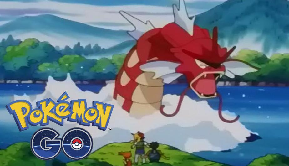 how to get red gyarados pokemon go
