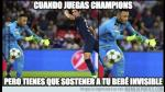 PSG vs Arsenal: los crueles memes del partido por la Champions League - Noticias de thomas allison